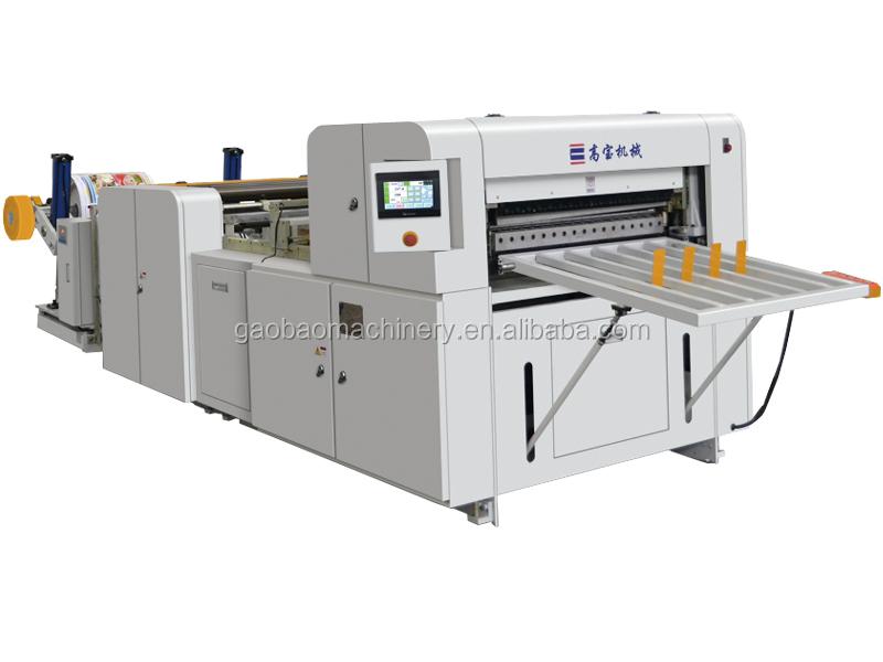 design paper cutter machine