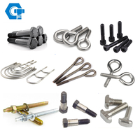 Chinese manufacturers wholesale customized all kinds of fastener bolts
