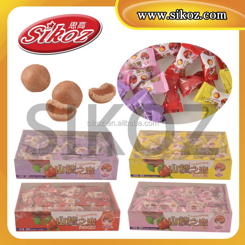 Sk R168 Hawthorn Soft Candy