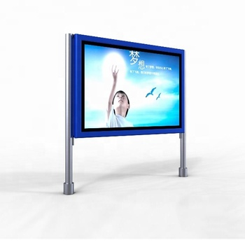 Outdoor Advertising Digital Display Screens Ph10 Outdoor Full Color Led Display