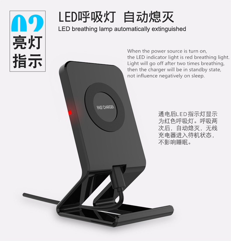 Wireless Charging Pad Phones With Wireless Charging Battery Phone Charger