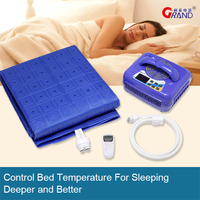 Healthcare Sleepwell Cool Gel Mattress Electric Heating Cooling Pad Bedroom Furniture