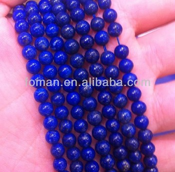 10mm round natural loose beads lapis blue gemstone names