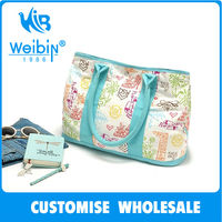WEIBIN shopping bag WB-8001 fashion elle handbags 2014