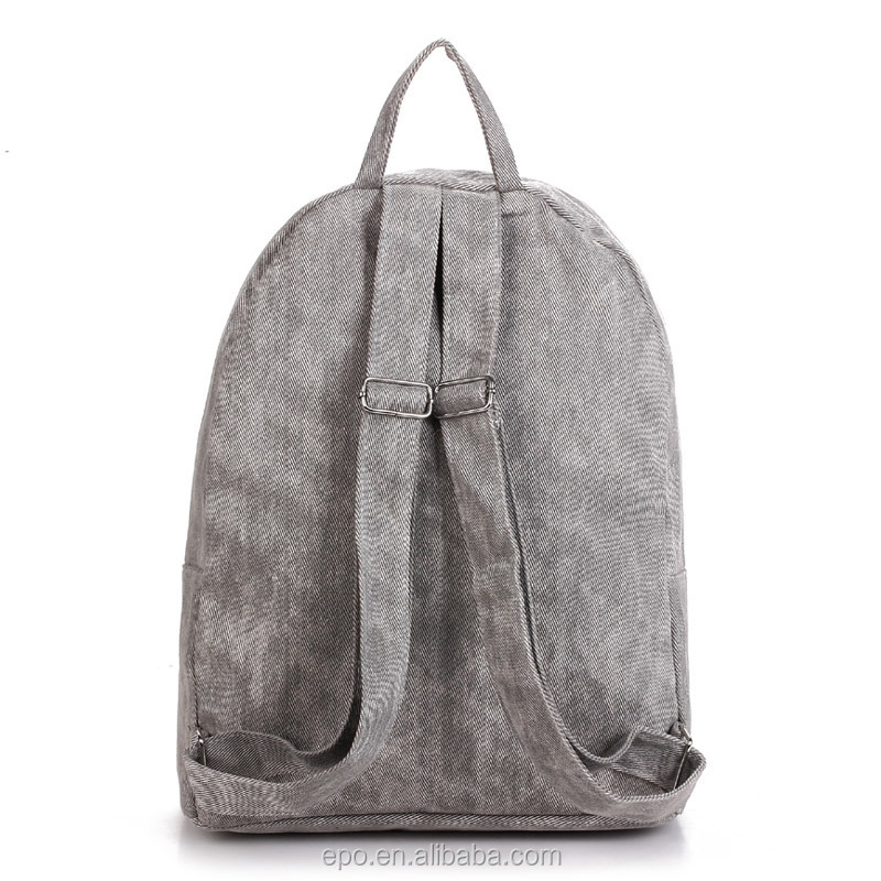 2015 Cute Canvas Rabbit Cartoon School Bags,Cartoon Backpack For ...