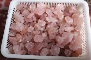Raw Natural Pink Rose Quartz Crystal Rough Stone Original Brazil,Wholesales