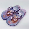 2018 pretty cute kid's shoes for woemen flip flop slipper