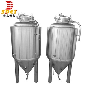 200l commercial beer brewing equipment made in china beer brewing equipment eherms glycol chiller brewery