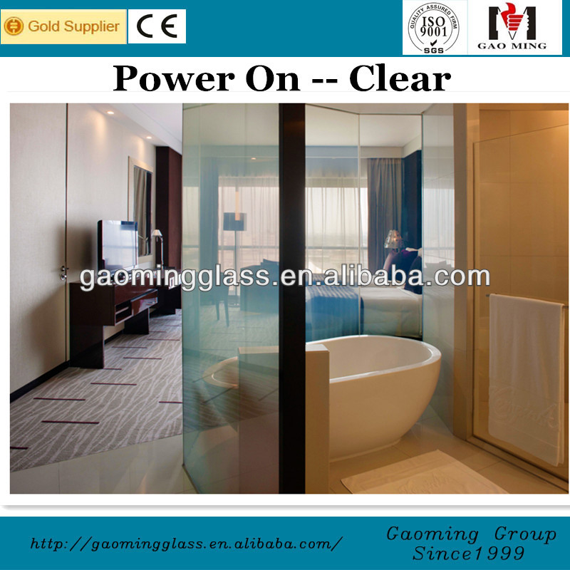 Magic Frosted Glass / Electric Privacy Glass / Smart Glass For ...