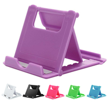 Android universele opvouwbare <span class=keywords><strong>tablet</strong></span> <span class=keywords><strong>houder</strong></span> vouwen plastic mobiele telefoon stand