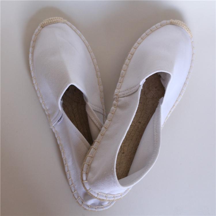 En gros marque femmes mode décontractée chaussures espadrilles occasionnels