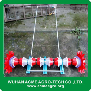 paddy field direct rice seeder machine