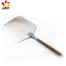 Küche Werkzeuge Aluminium Lange <span class=keywords><strong>Holz</strong></span> Abnehmbare Griff <span class=keywords><strong>Pizza</strong></span> Peel Set