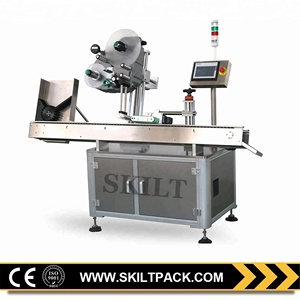 horizontal adhesive labeler &labelling machine for pen tube