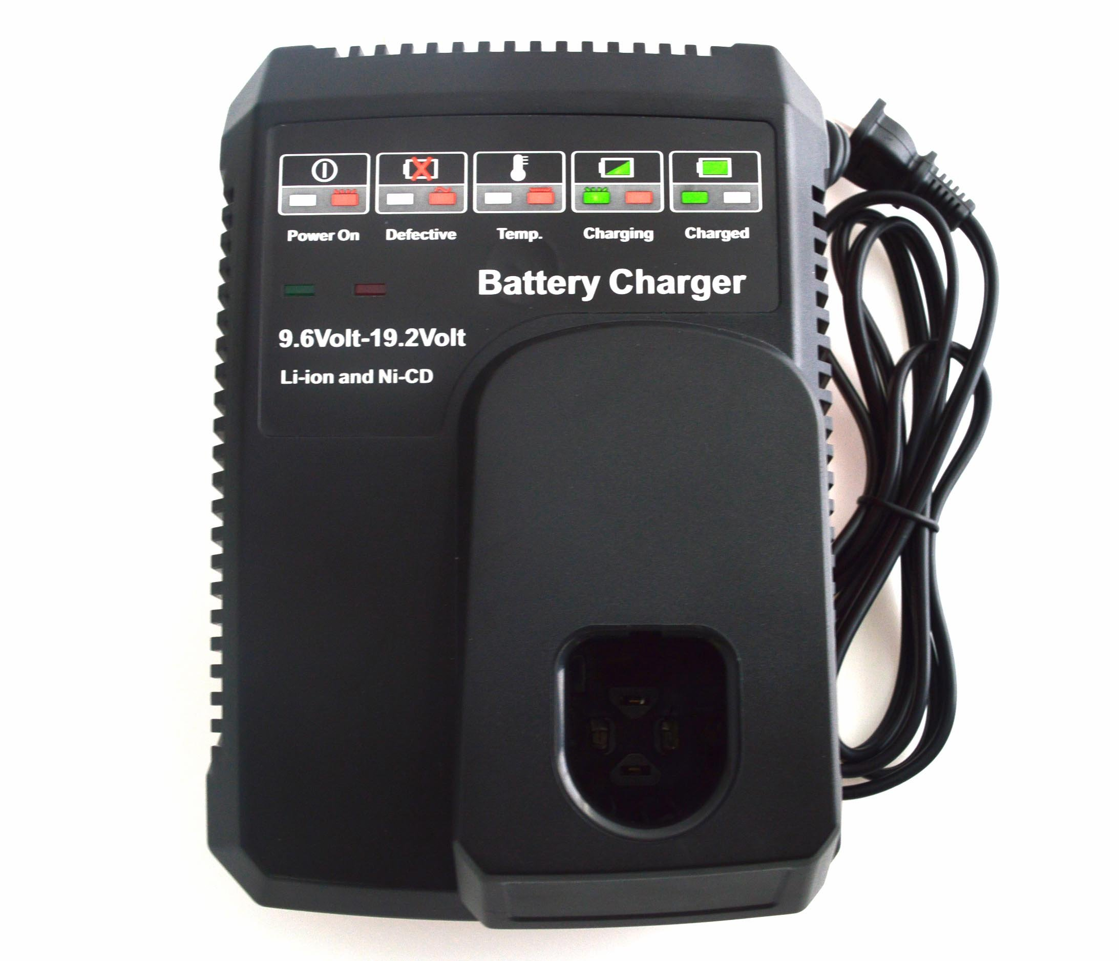Janri Relacement Li-ion lithium ion & Ni-cd / Ni-Cad power tool Battery Charger kit 9.6V MAX and 19.2V MAX For Craftsman C3 1425301