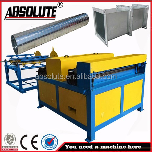 ABSOLUTE brand Stainless steel tube production line Swimming pool vacuum cleaner flexible soft duct extrusion line