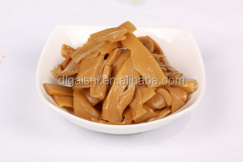 2014 Japanese Ramen Dried Bamboo Shoot With Good Price