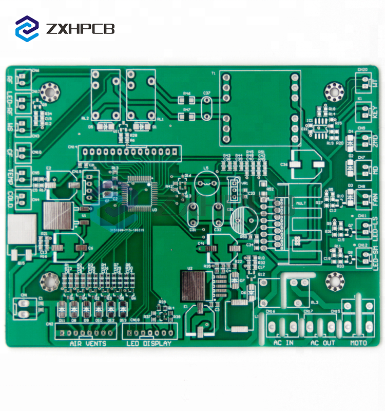 Placa do amplificador audio do bluetooth do pcb FR4