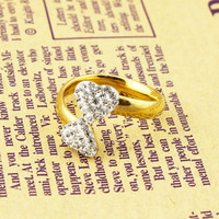 custom latest sweetness women ring for wedding china factory supplies