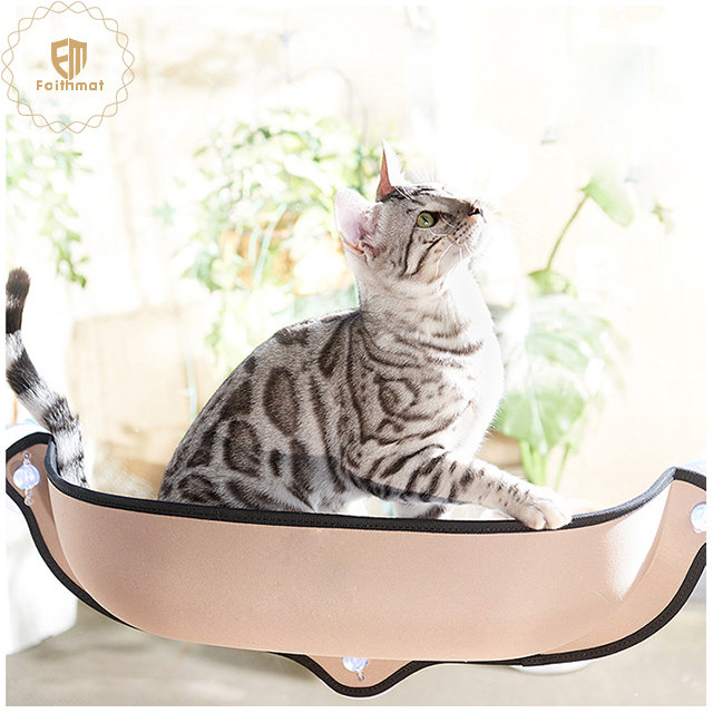 EVA pet bed vehicle-mounted cattery window mounted hanging cat hammock bed dbbb0c17b7
