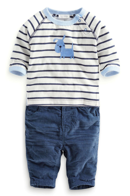 baby boy corduroy pants - Pi Pants