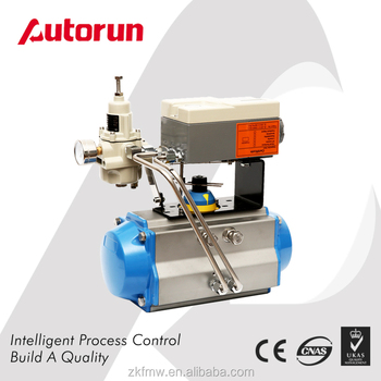 Double Acting/single Acting Pneumatic Valve Actuator - Buy Pneumatic  Actuator,Double Acting,Control Valve Product on Alibaba com