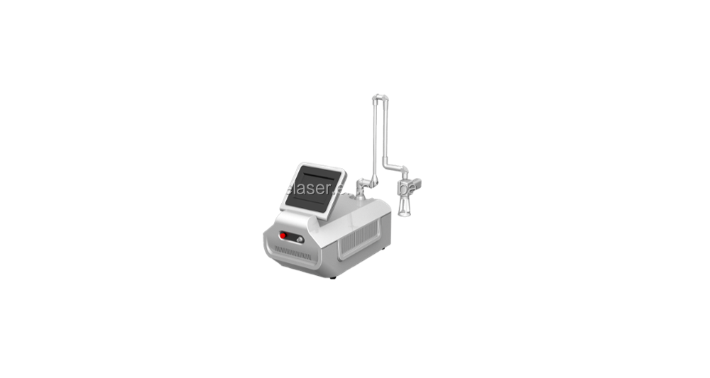 2018 Newest Powerful Fractional Co2 Laser with RF Tube