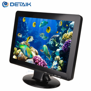 Waterproof 12 Inch Tfl LCD Computor TV Monitor OEM 12.1 Inch TFT LED Medical Monitor with TV Output