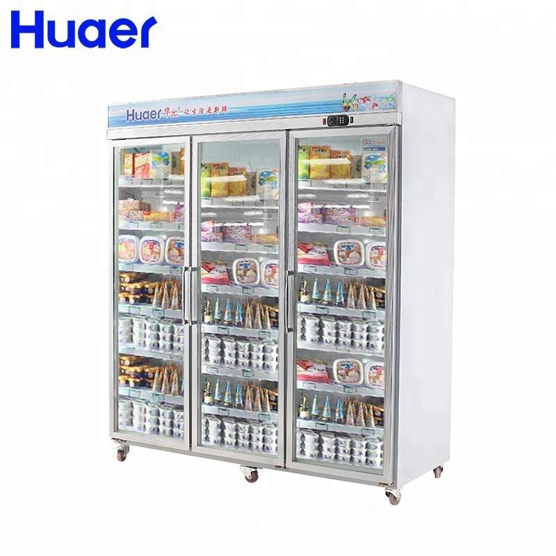Used Glass Door Display Freezers Supplieranufacturers At Alibaba Com