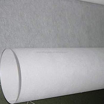 Fibre De Verre Voile 35G M2 45G M2 For Wall Decoration - Buy Fibre