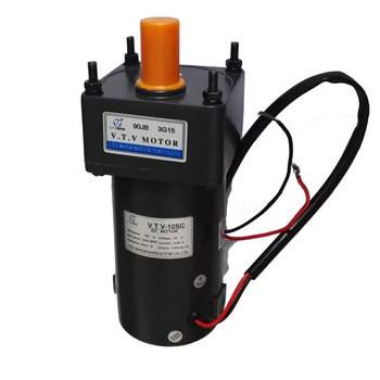 VTV 48v DC motor for electric car wheel electric motor for car