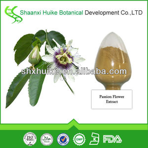 Manufacture supply High quality Natural Passionflower extract powder with 3% Flavonoids in bulk