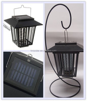 Outdoor Pest Control Solar Mosquito,Fly Trap,Killer Lamp,Insect ...