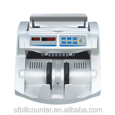 N74A Cash/Money Counting Detector Machine For World Wide Currency
