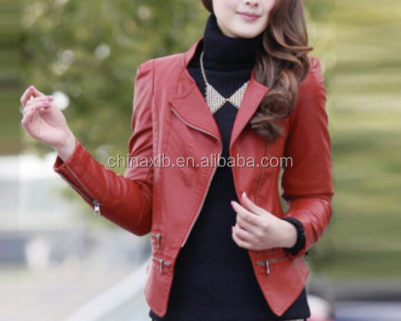 Lady varsity winter performance jacket of china garment factory