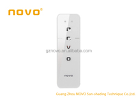 2015 NOVO wireless remote control electric motor for home for hotel for others buildings