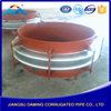 Low price Longitudinal Welded Line high quality rubber bellow expansion joint
