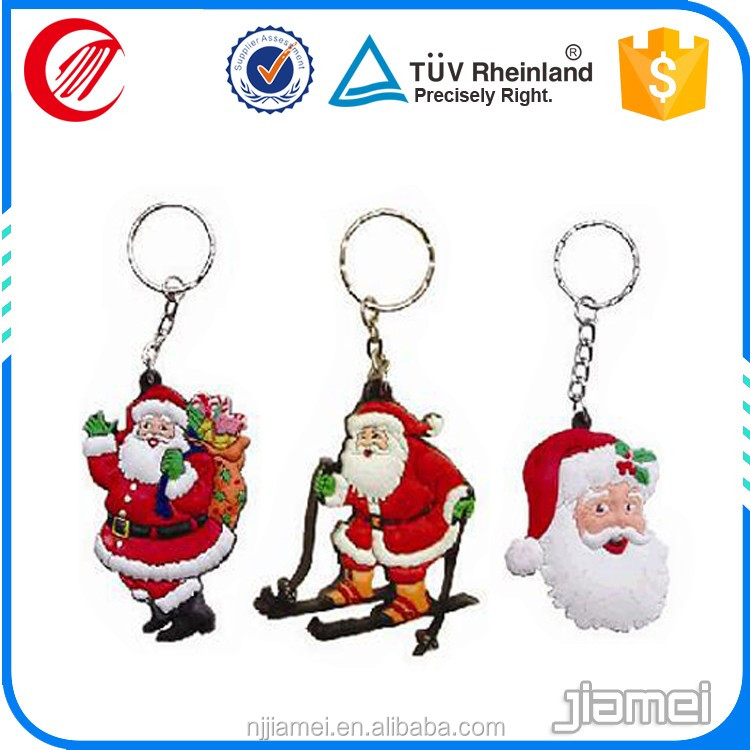 factory direct sale rubber keychain anime as promotional gifts