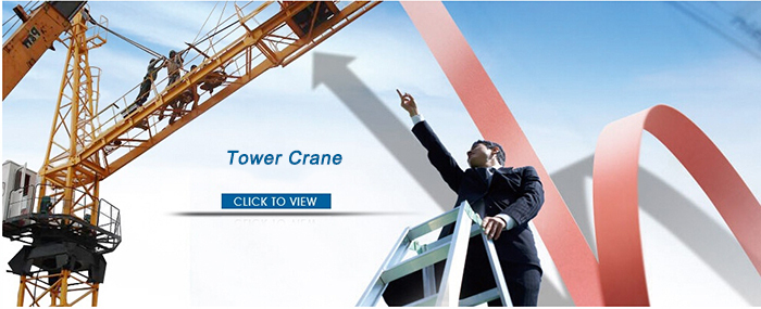 3 to 50m Working range fixed crane jib
