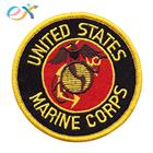 Embroidered Custom US Military Logo Embroidery Iron On Badge Army Patches For Clothing