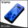 Phone case for samsung full cover gradient light blue light phone case for samsung Galaxy s5 s6 s7 s8 edge plus