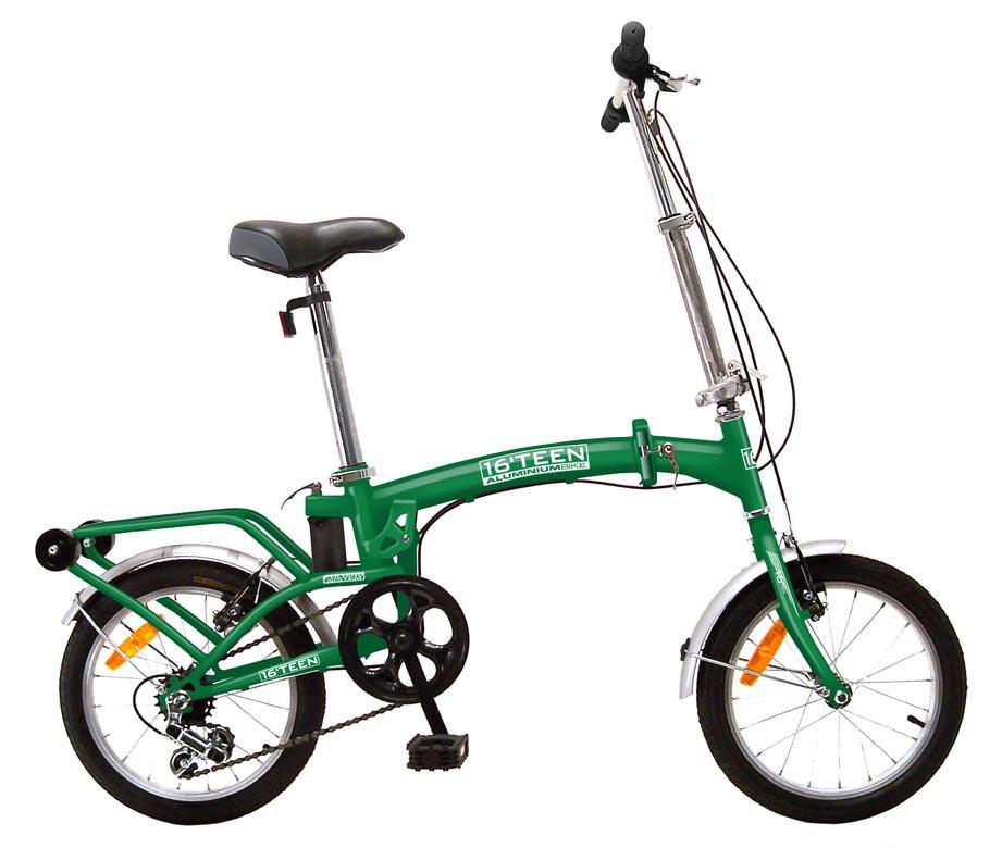 Chinese Aluminum Small Wheel Folding Bicycle 20