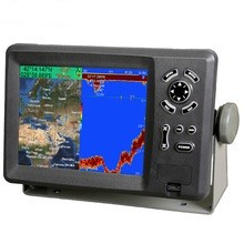 Ship Sonar Fish Finder fishfinder GPS With C-Map Card