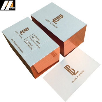 Best quality quality Assurance thick paper hologram business cards