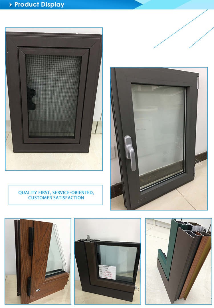 Easy Installation and Longer Life Functional dual sliding window