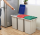 cardboard recycling bins