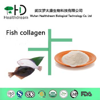 High quality halal fish collagen powder in beauty food for Fish collagen powder