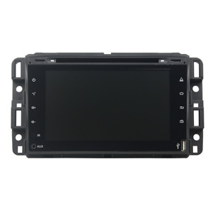 double din Android 8.1 with 4 core Full touch car multimedia player for GMC Yukon/Tahoe 2007--2012 car dvd radio gps navigation