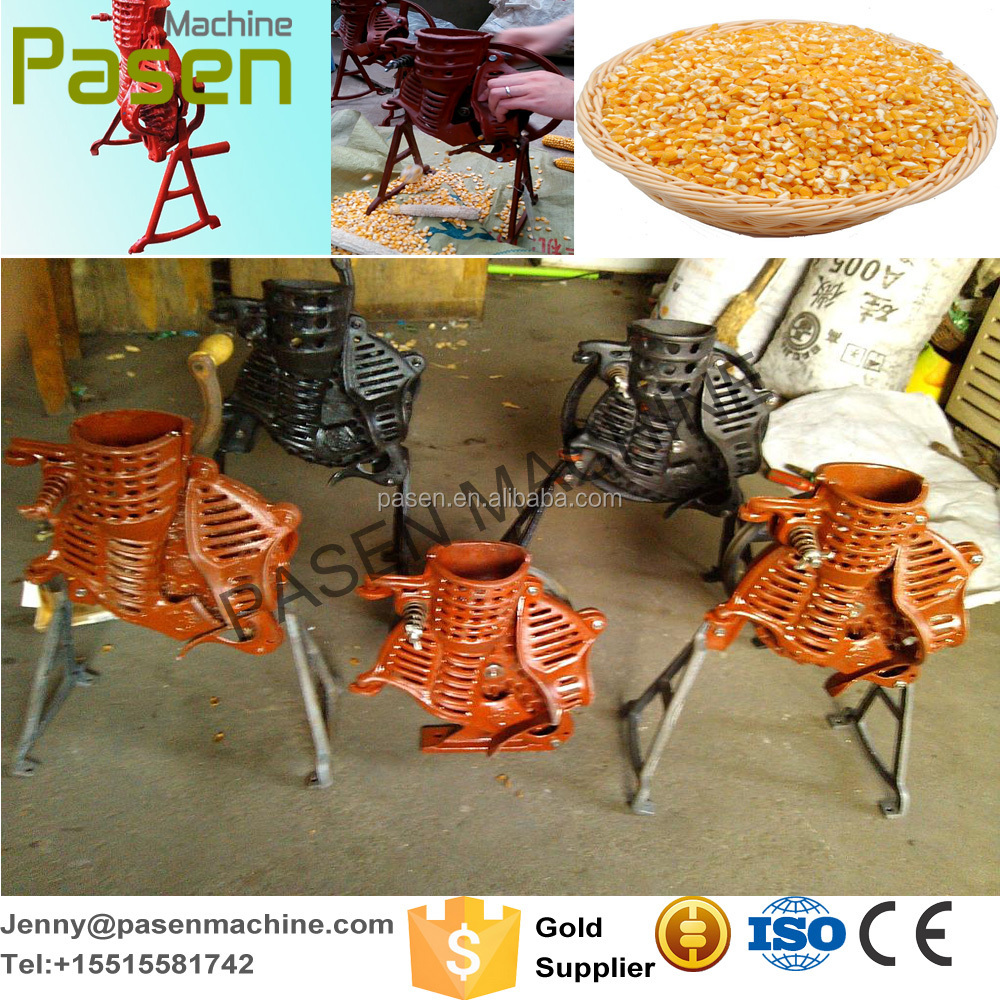 Export manual corn maize sheller thresher machine2