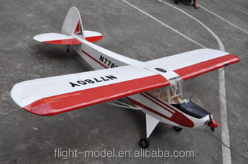 Model Airplane F128 Super Cub 60 Plane Toy Rc Aircraft Toys Product On Alibaba